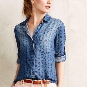 Anthropologie Cloth & Stone Feldspar Shirt